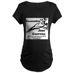 Remember Jose Maternity Dark T-Shirt