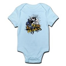 BMX Underground Infant Bodysuit