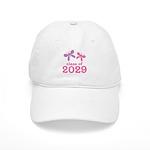 2029 Girls Graduation Cap