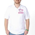 2029 Girls Graduation Golf Shirt