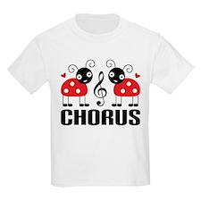 Chorus Music Gift Ladybug T-Shirt
