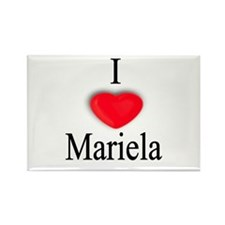 Mariela Rectangle Magnet