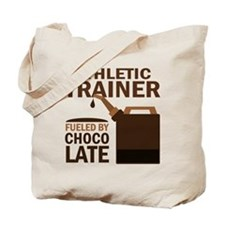 Funny Athletic Trainer Tote Bag