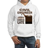 Funny Civil Engineer Jumper Hoody