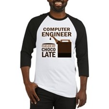 Funny Computer Engineer Baseball Jersey