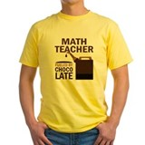 Gift for Math Teacher T