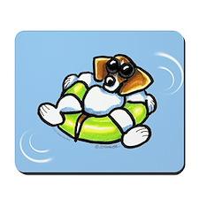 Funny Beagle Mousepad