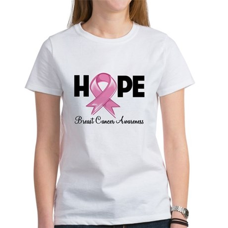 Hope Ribbon Women's T-Shirt