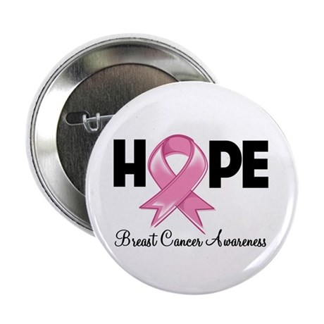 "Hope Ribbon 2.25"" Button (100 pack)"