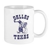 Dallas Texas Small Mug