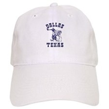 Dallas Texas Baseball Cap