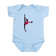Cute Drehen Infant Bodysuit