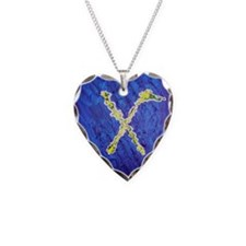 X the Hope Fire Necklace