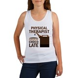 Funny Physical Therapist Women's Tank Top