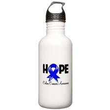 Hope Colon Cancer Water Bottle