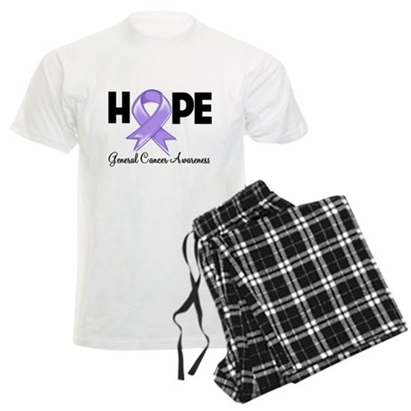Hope General Cancer Men's Light Pajamas