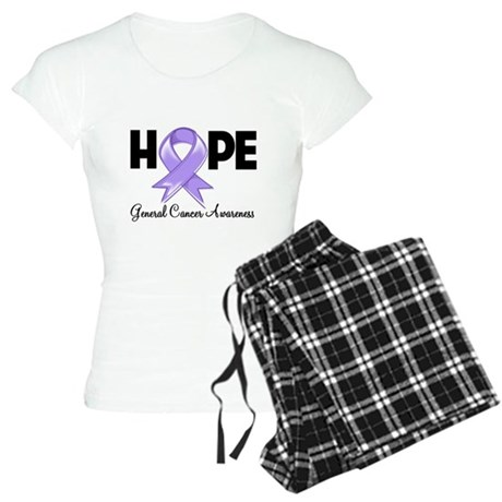 Hope General Cancer Women's Light Pajamas