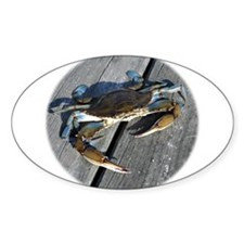 Ooh crab! Decal