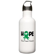 Hope Liver Cancer Water Bottle