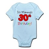 It's Mommy's 30th Birthday Onesie