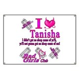 Best Seller Bad Girl's Club Banner