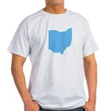 Baby Blue Ohio T-Shirt
