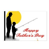 Happy Father's Day Postcards (Package of 8)