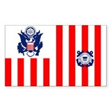 Coast Guard<BR> Sticker 1