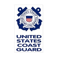 Coast Guard<BR> Sticker 4