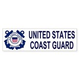 Coast Guard<BR> Bumper Sticker 1