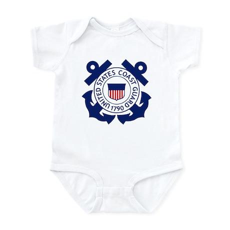 Coast Guard<BR> Infant Creeper 1