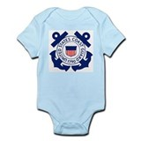 Coast Guard&lt;BR&gt; Infant Creeper 1