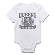 Queens NY Infant Bodysuit