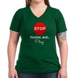 Stop Rewind Play Degrassi T-Shirt