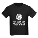 Volleyball Served T