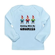Gnomies Long Sleeve Infant T-Shirt