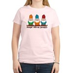 Hangin' With My Gnomies Women's Light T-Shirt