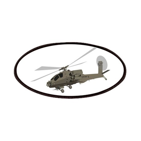 Apache AH-64 Patches