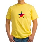 Star Bright Yellow T-Shirt