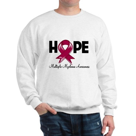 Hope Multiple Myeloma Sweatshirt