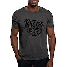 Bronx NY Basketball T-Shirt