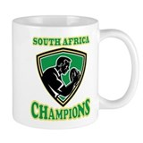South Africa Champions Mug
