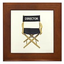 Director -  Framed Tile