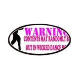 Dance- girls Patches
