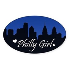Philly Girl (Skyline) Decal