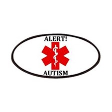 Autism Medical Alert Patch