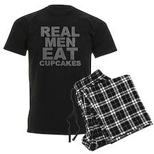 Real Men Eat Cupcakes pajamas