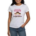 Funny Gymnastics Coach Women's T-Shirt