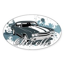 Chevelle Decal