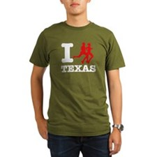 I run Texas T-Shirt